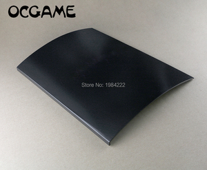 Image 1 - 20pcs/lot black big faceplate cover for playstation 3 ps3 repair parts OCGAME