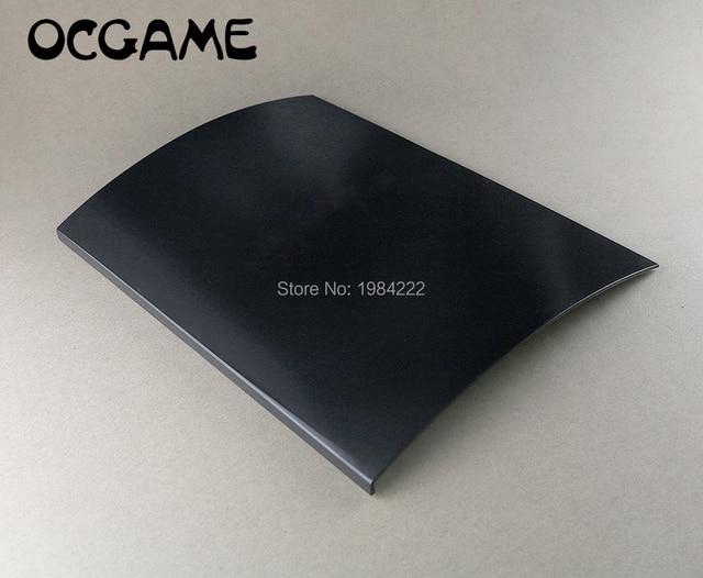 20pcs/lot black big faceplate cover for playstation 3 ps3 repair parts OCGAME
