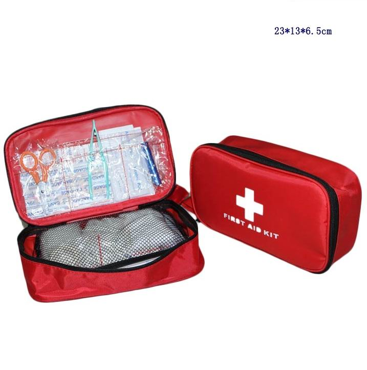 72pcs/Set Safe Outdoor Wilderness Survival Travel First Aid Kit Camping Hiking Medical Emergency Kits Treatment Pack FAK-S08 цена и фото