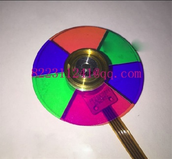 NEW Original Projector Color Wheel for  Sharp OC-CW 6BX-AA104 Color Wheel ( Diameter/48mm)