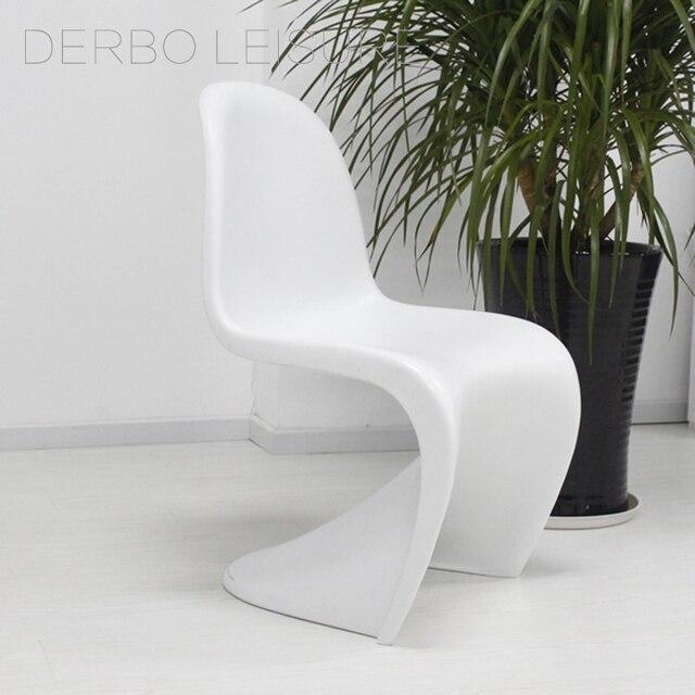 Classic Design  S Shape Chair 3