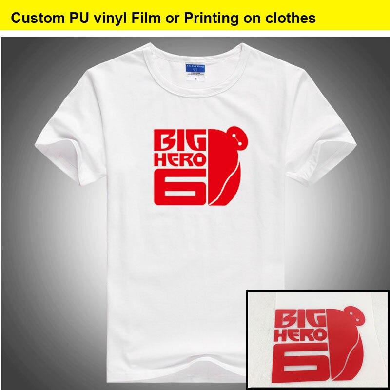 10pcs Brand LOGO Custom PU Film Iron-on Patch Vinyl Transfers Printed Sticker On Clothing Kids T-shirt Applique Sticker Labels