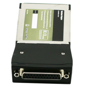 Image 5 - PCMCIA Card to High Speed Laptop Parallel Printer LPT Port DB25 Cardbus Adapter 54mm PCMCIA Port Converter