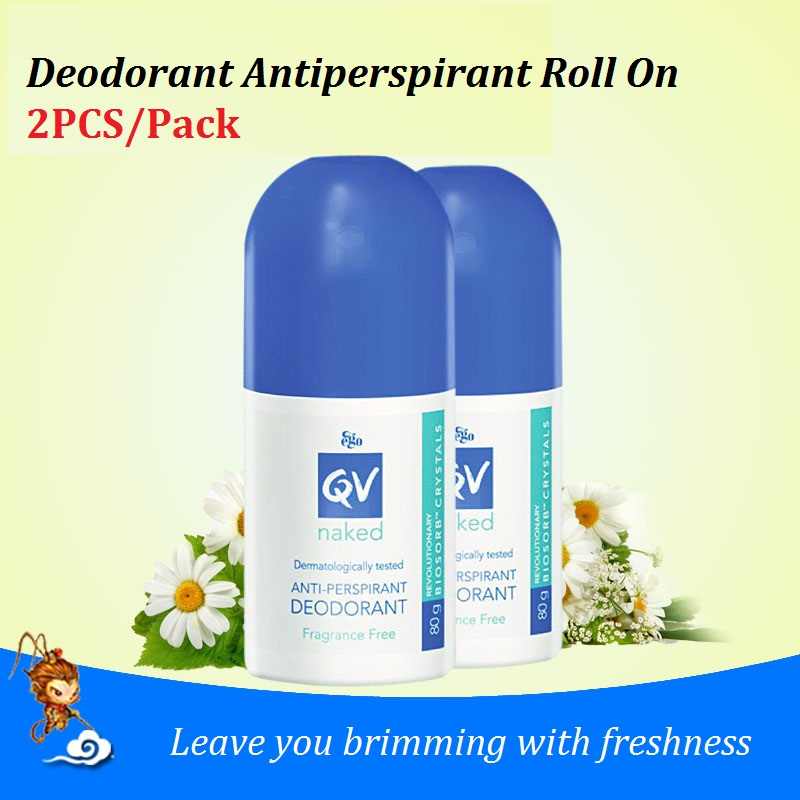 2PCS Fragrance &alcohol Free EGO Naked Anti-Perspirant Deodorant Stay cool dry with sensitive skin Leave brimming with freshness 为师之道 英国伊顿公学校长论教育(修订版)