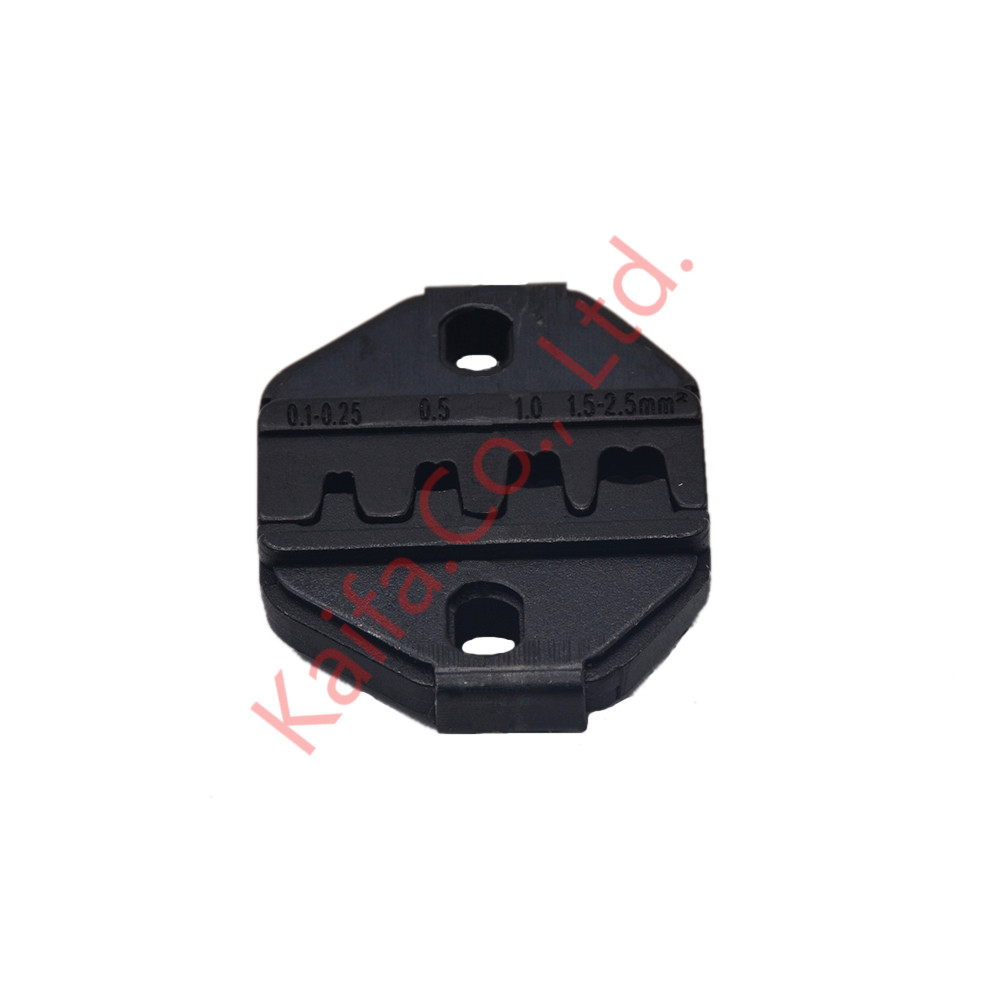 HOT sale high quality Die Sets For insulated closed terminals(cap) A03A A06WF A04WFL A03BC A03C <font><b>A03D</b></font> A30J A2550GF A101 image
