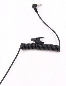 Image 4 - 3.5 ミリメートル警察のみ音響管イヤホンと 1 組の媒体 Earmolds スピーカーマイク