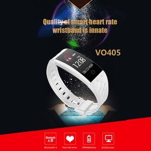Image 5 - HORUG スマートリストバンド防水フィットネストラッカー Smartband 活動トラッカーの実行 Setep ウォーキングブレスレット心拍数モニター