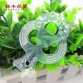 1pc 2015 Hotsale Newborn Baby Kid Infant Safety Silicone Teether Tree Shape