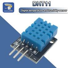 Умный 3pin KY-015 DHT-11 DHT11 цифровой Температура и относительная влажность Сенсор модуль+ PCB для Arduino самодельный Набор для начинающих