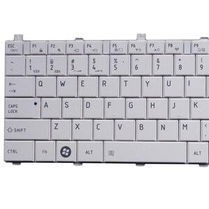 Image 3 - GZEELE English keyboard For Toshiba Satellite L670 L670D L675 L675D C660 C660D C655 L655 L655D C650 C650D L650 C670 L750 L750D
