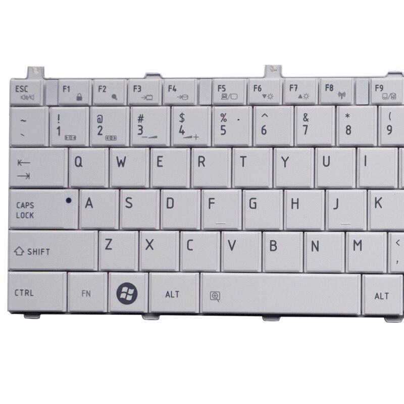 Image 2 - GZEELE английский Клавиатура для ноутбука Toshiba Satellite L670 L670D L675 L675D C660 C660D C655 L655 L655D C650 C650D L650 C670 L750 L750D-in Замена клавиатуры from Компьютер и офис on