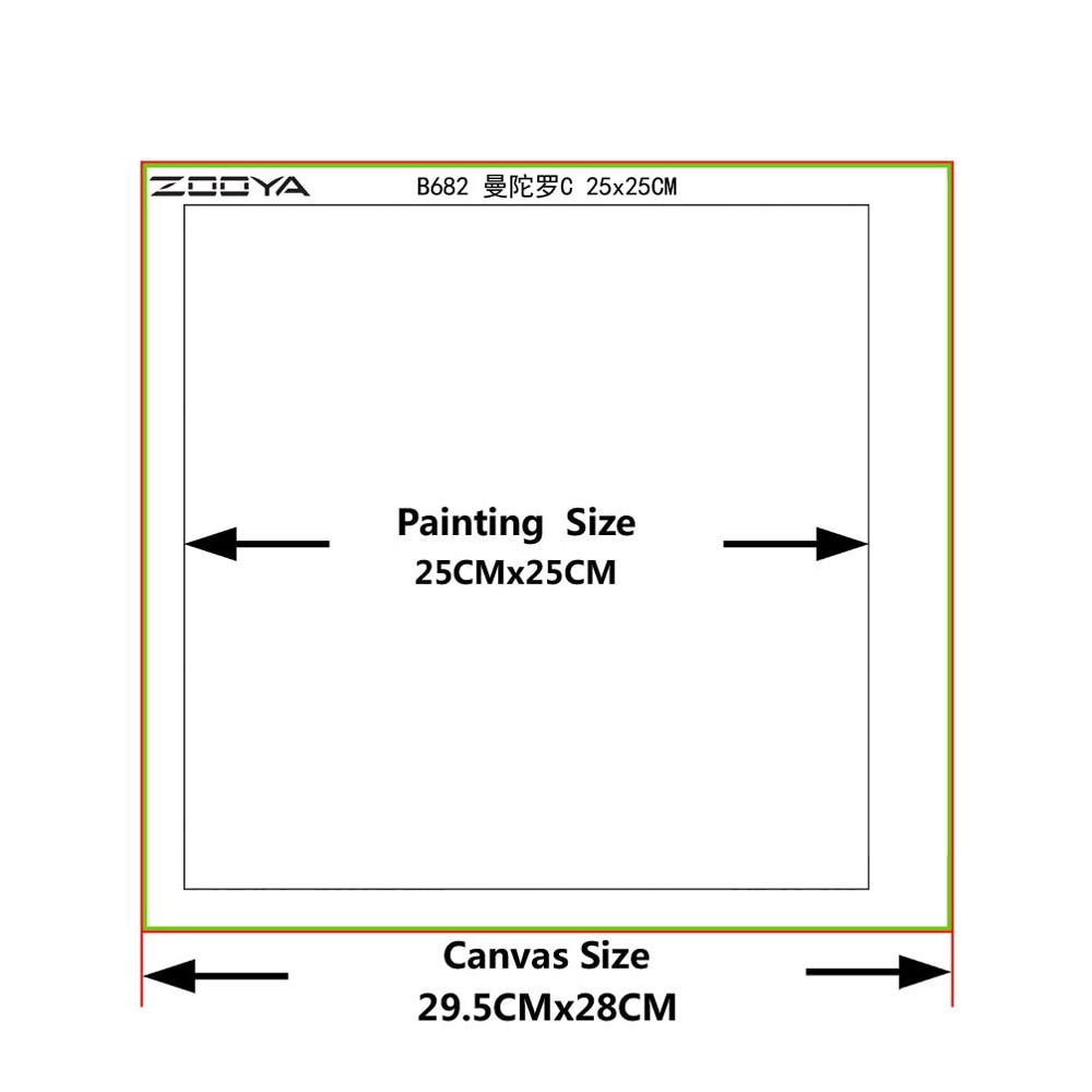 5D DIY Алмаз кескіндеме Кристалл Алмаз - Өнер, қолөнер және тігін - фото 3