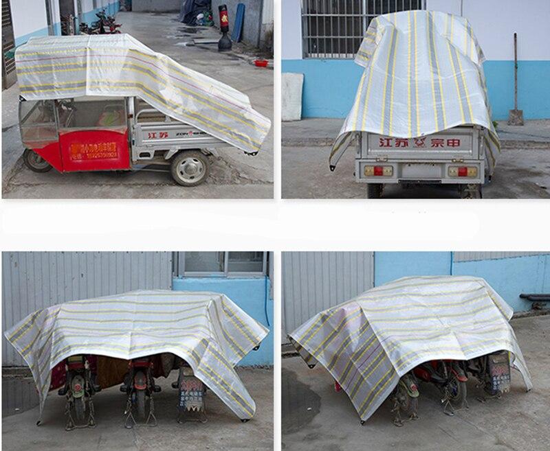Outdoor Waterproof Sun Shelter Shade Net (9)