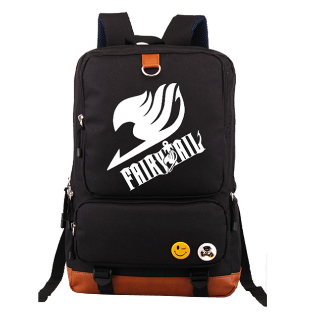 Fairy Tail Unisex Fashion Backpack Laptop School Bag