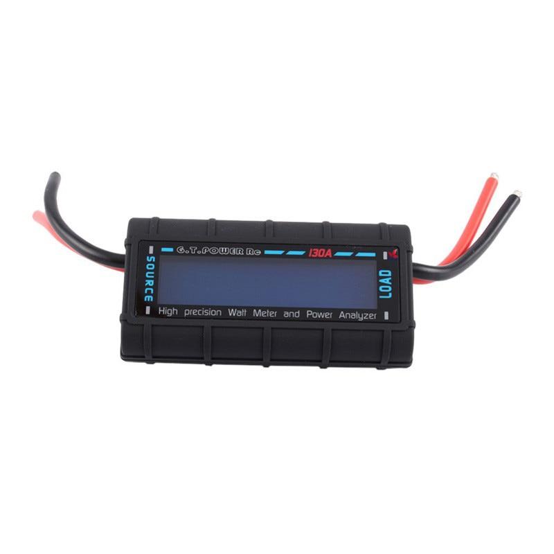 Hot Seller Power RC 130A Watt Meter Power Analyzer LCD Display High Precision FCI#
