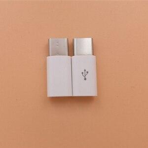 Image 4 - מתאם טלפון נייד מיקרו USB לסוג USB USB C סוג C מתאם להמיר מחבר לסמסונג Huawei Xiaomi C Smartphone