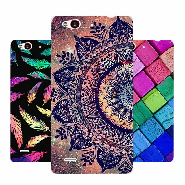 Painted Mobile Phone Case For Zte Nubia Z7 Max 5.5 inch Case TPU Soft Silicone Protective Back Cover For ZTE Z7 Max NX505J Shell