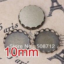 dardanel tone fillet 125 g free shipping Free shipping!!! Bronze Tone Cabochon Frame Settings 10mm