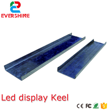 Киль для светодиодный дисплей алюминиевый профиль рамка аксессуары 3,8 см и 5,0 см