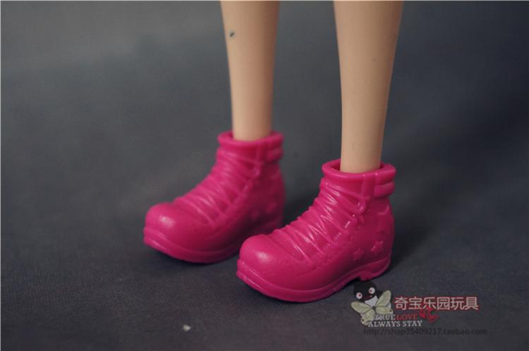 fashion shoes For Barbie Doll 1/6  Great Christmas Gift Girls