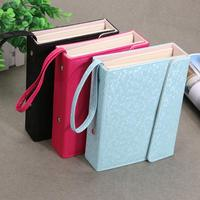 Newest Arrival Simple Fashion Solid Color Jewelry Storage Box Portable Travel Organizer Earrings Ear Studs Hooks