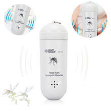 Portable Ultrasonic Mosquito Repellent Carrying Anti-mosquito Control Device Lamp Pregnant Baby Child Tourism Outdoor