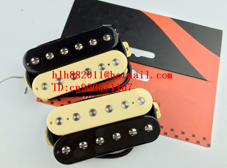 free shipping new electric guitar double coil open pickup HBC115-ZB    ART-44 2pcs chrome guitar pickup lipstick tube pickup single coil