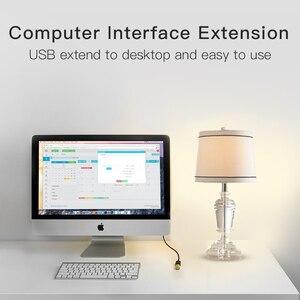 Image 5 - Vention USB USB uzatma kablosu erkek kadın USB2.0 3.0 kablo kodu bilgisayar korumak için USB portu 5m 3m 2m uzatma kablosu