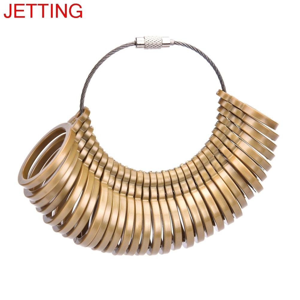 Hot Sale 32Pcs Measure Gauge Set Ring Sizer Finger Sizing Jeweler Jewelry Tool