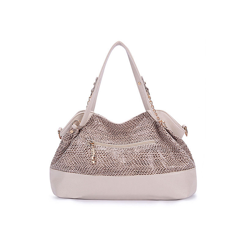 EASSPAULO Famous Designer Brand Snakeskin Women Leather Handbags ...