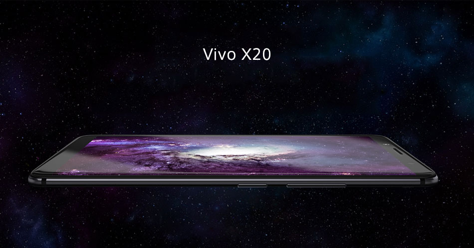 Global firmware VIVO X20 Mobile phone Snapdragon 660 4GB RAM 64GB