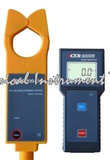 Arrivée rapide VICTOR 9000B VC9000B Haute et basse tension AC testeur de courant de test de fuite de courant alternatif numérique pince multimètre