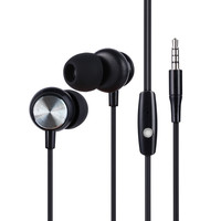 100pcs Stereo In Ear Sport Earphone with Micr Wired earphone headphone for Phones Samsung Xiaomi Iphone headset Fone de ouvido