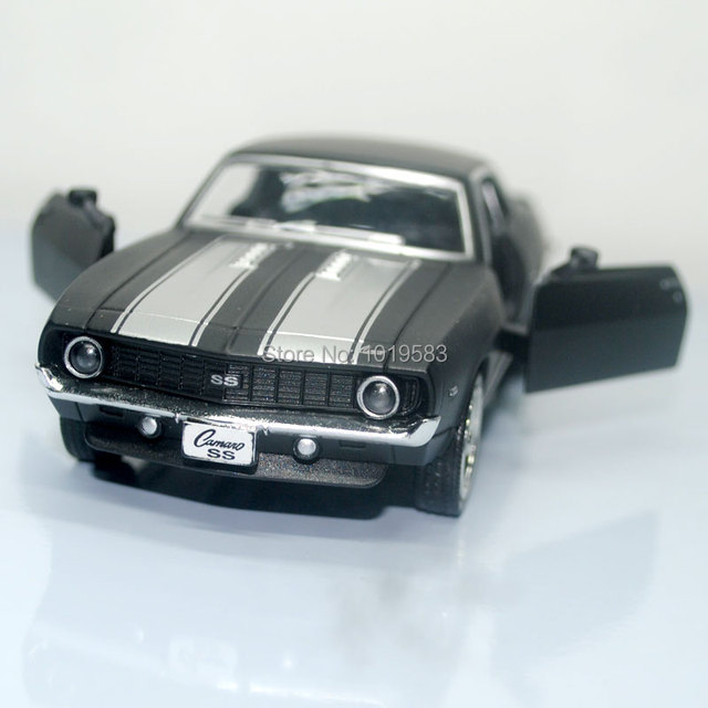 10pcs Lot Brand New 1 36 Scale Car Toys Chevrolet Camaro Ss