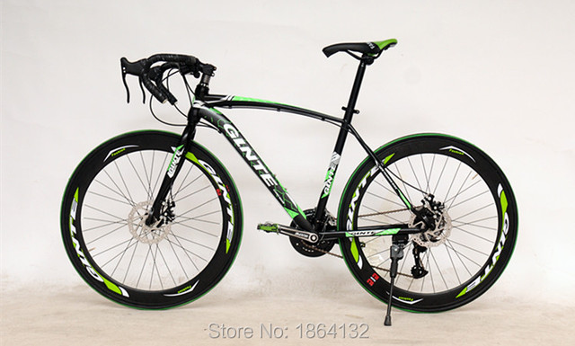 Freeshipping 21 Speed Personality 700C Road Bike, Use High Carbon ...