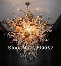 лучшая цена Free Shipping Cheap Hand Blown Antique Murano Glass Chandeliers