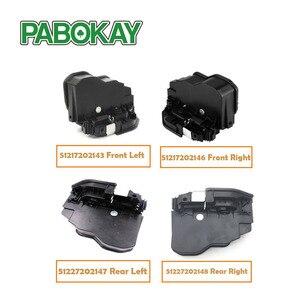 Image 1 - Actionneur de verrouillage de porte électrique avant/arrière droite, pour BMW X6 E60 E70 E90, 51217202143, 51217202146, 51227202147, 51227202148