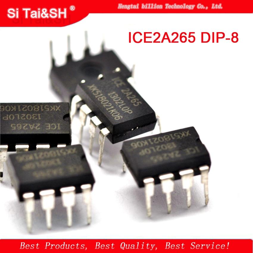 1PCS  ICE2A265 DIP-8 ICE 2A265 DIP8 ICE2A265Z DIP  Integrated Circuit