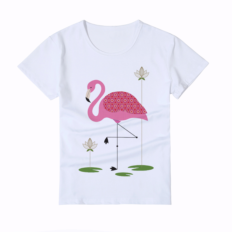 66b9f66771 Detail Feedback Questions about Funny Flamingo cyclist printing Kids ...