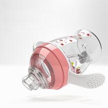 Бутылочка для новорожденных 180 мл без бисфенола