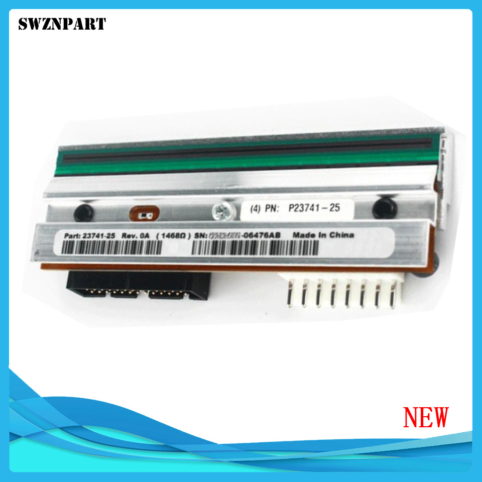 NEW Printhead Print Head For Zebra 105SL 110Xi3 110XI3Plus 300DPI printhead P1053360-019 G32433M zebra z4m z4m z4000 300 dpi bar code printing head printer print head original kpa 106 12 taf5 zb4