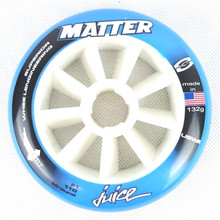 Matter Juice Speed Skating wheels 8 Pcs/lot High Response Roller Skates Speeding Racing Wheel 90mm 100mm 110mm Free Shipping 2 pieces lot 88a 100mm scooter wheels with bearings alloy steel wheel hub high elasticity and precision speed skating wheel a116