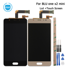 5.0inch For BLU Life One X2 Mini LCD Display + Touch Screen Android 6.0 Original Screen Digitizer Assembly Perfect Repair +Tools