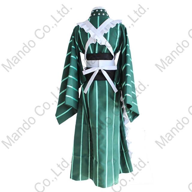 Beautiful Online Shop Anime Is The Order A Rabbit? Ujimatsu Chiya Cosplay Costumes  Women Maid Dress Halloween Japanese Womens Kimono Suit Outfit   Aliexpress  Mobile