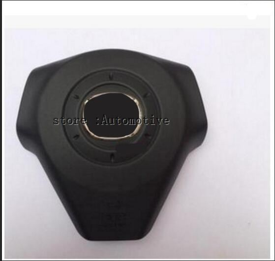 For Mazda 3 2006--2013  Car Styling Steering Wheel Panel Cover