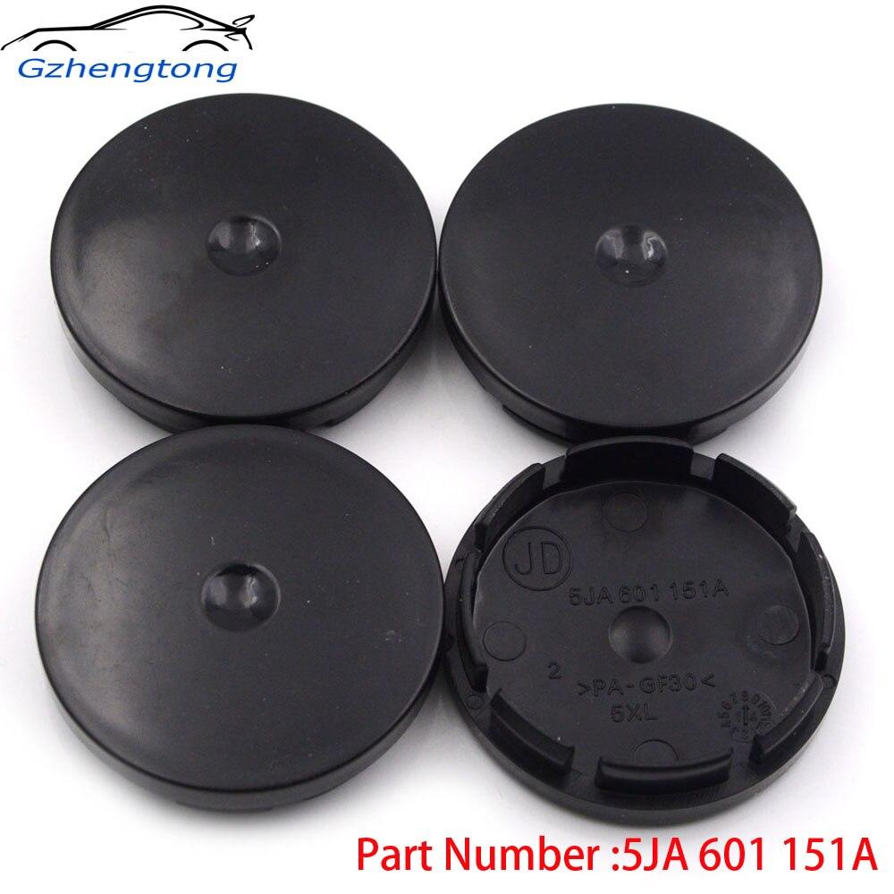 Gzhengtong 4 ชิ้น / ล็อต 56 mmWithout - อะไหล่รถยนต์