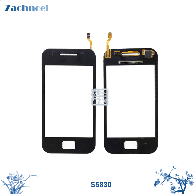 Touch Screen for Samsung Galaxy Ace S5830 S5830i GT-S5830 Digitizer Panel Sensor Lens Glass 3.5 Inch Replacement Parts