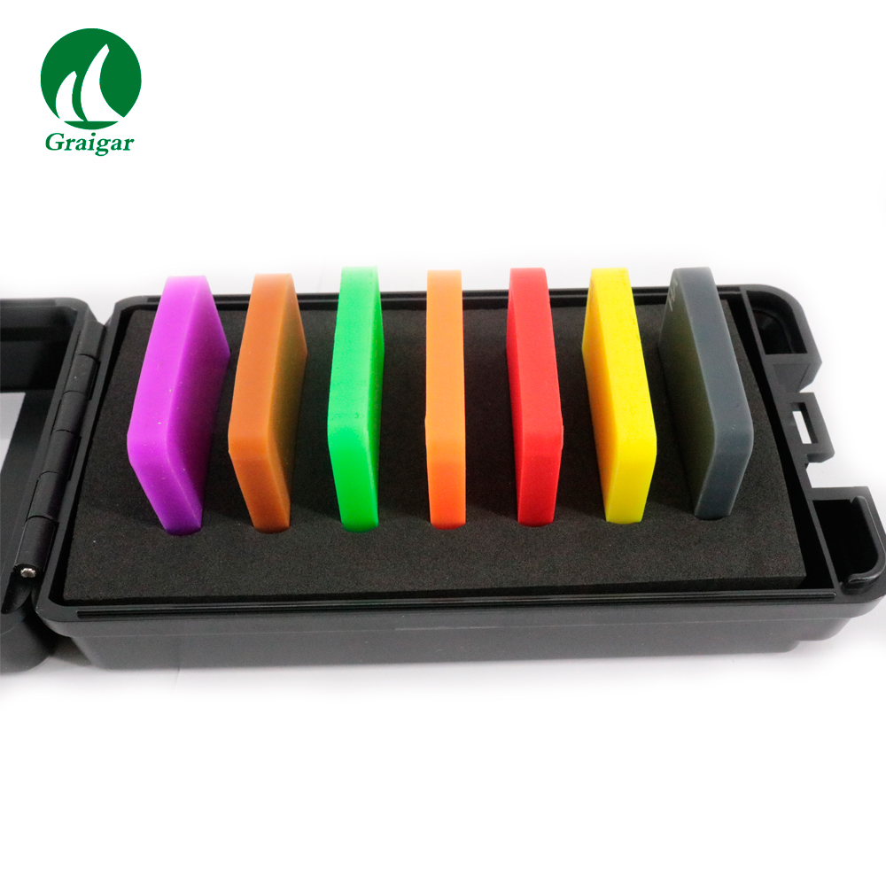 High Quality Rubber and Plastics Type A Durometer Test Block Shore A High Quality Rubber and Plastics Type A Durometer Test Block Shore A
