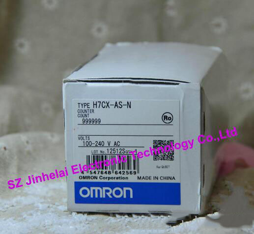 100% New and original H7CX-AS-N, H7CX-A4S-N, H7CX-A4-N OMRON  100-240VAC 102653 marksojd