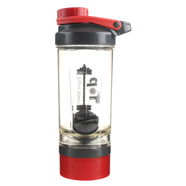 500 ml BPA Free Protein Shaker Bottle